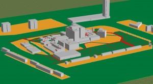 GEOMIL model industrie